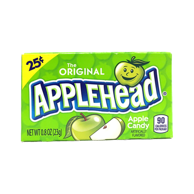Applehead The Original Apple Candy 23g