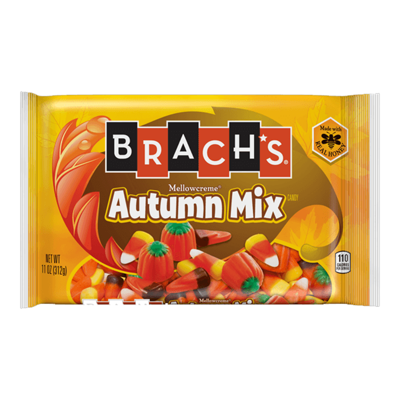 Brach's Mellowereme Autumn Mix Candy 312g