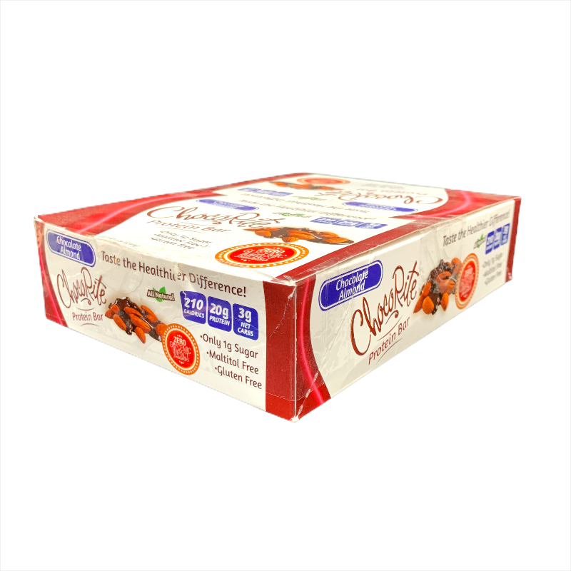 ChocoRite Chocolate Almond Protein Bar 64g