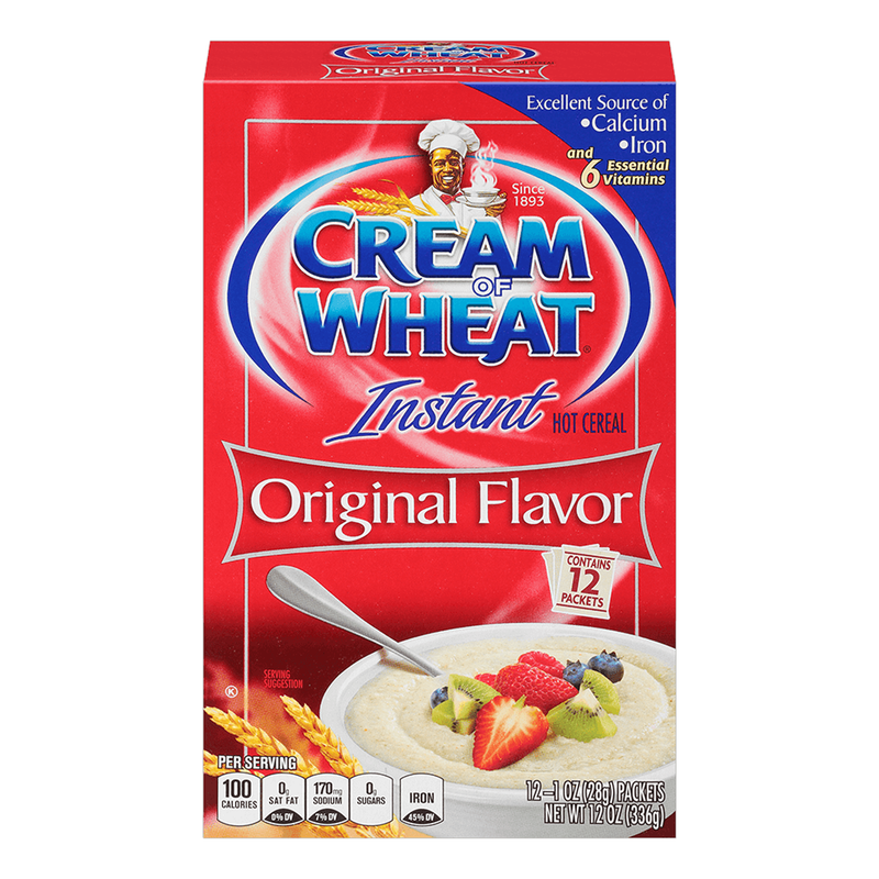 Cream of Wheat Instant Original Flavour Hot Cereal 336g