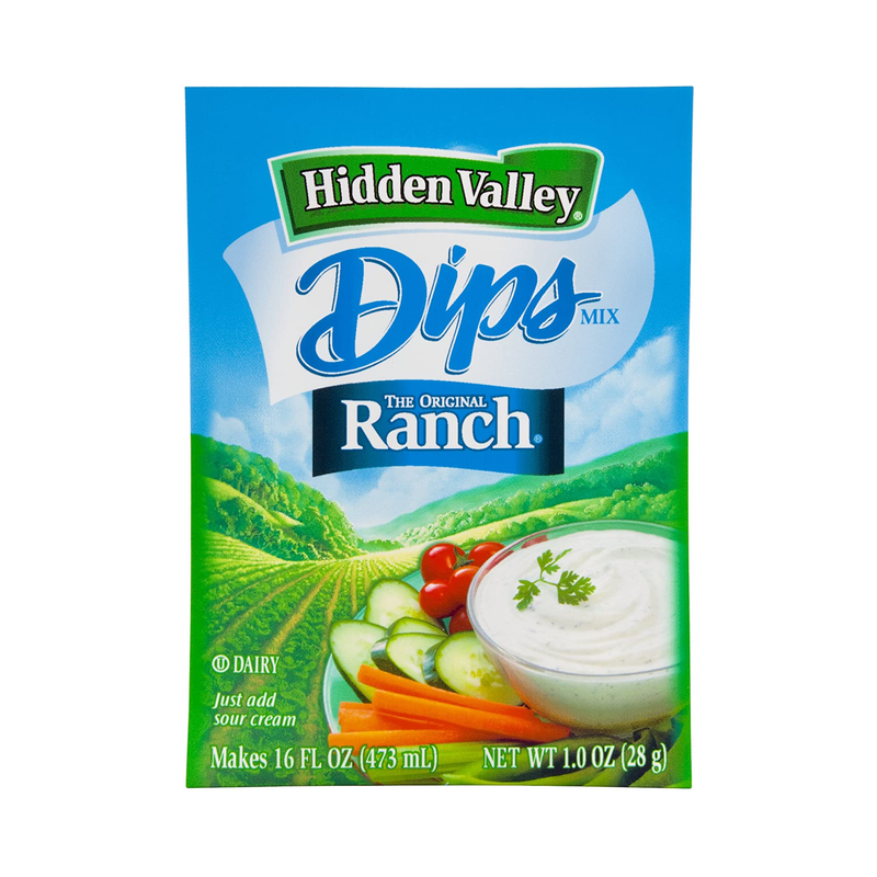 Hidden Valley Original Ranch Dips Mix 28g