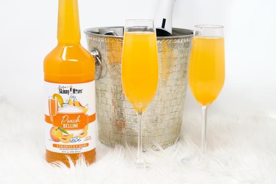 Skinny Peach Bellini Mix 946ml
