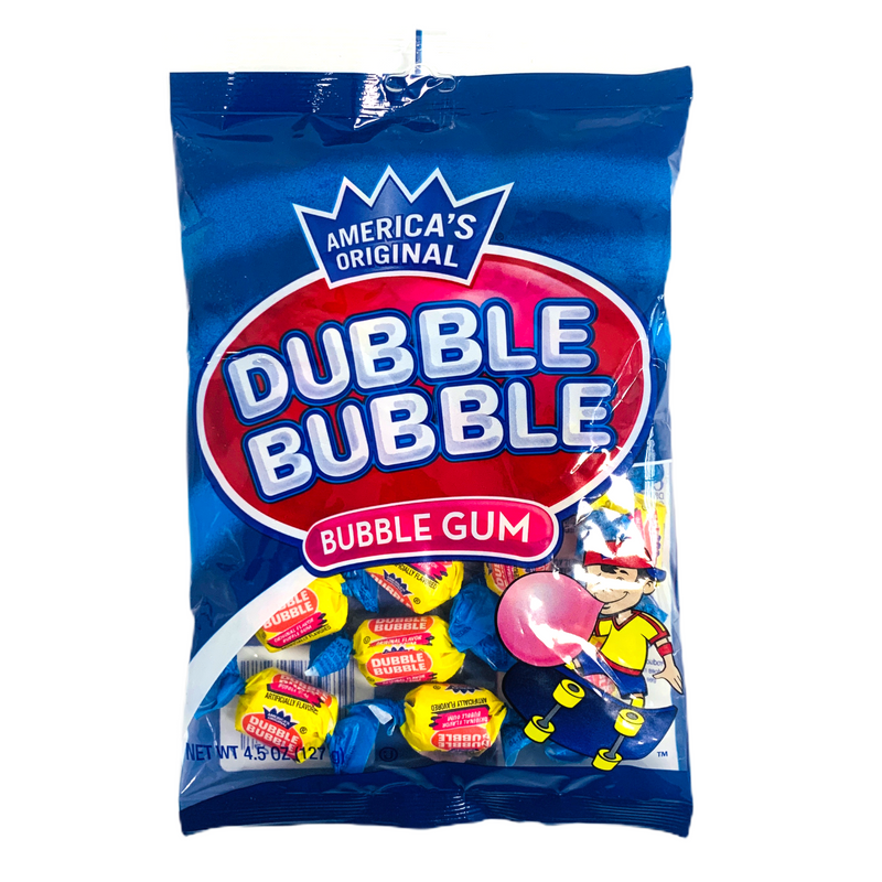 Dubble Bubble Original Bubble Gum Twist 127g