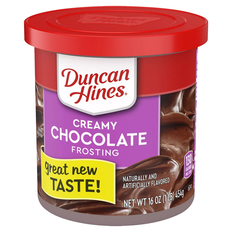 Duncan Hines Creamy Chocolate Frosting 454g
