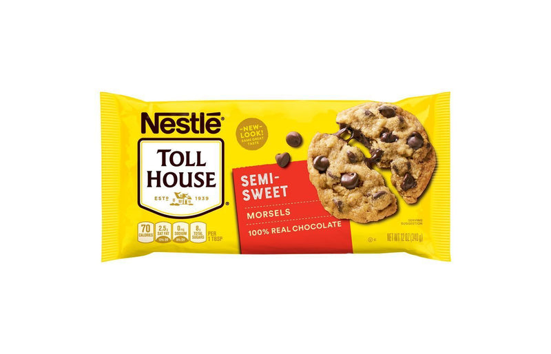 Nestle Toll House Semi-Sweet Chocolate Morsels