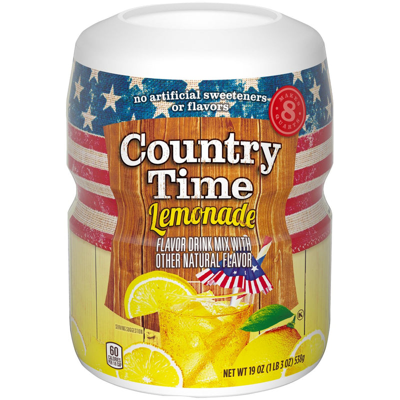 Country Time Lemonade Drink Mix 538g