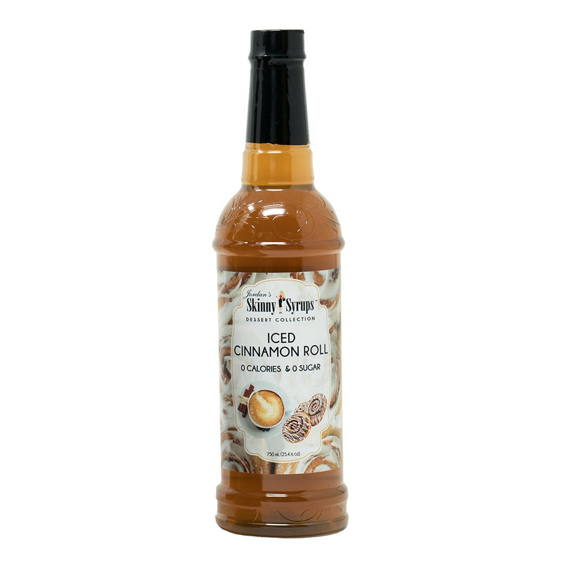 Skinny Sugar Free Iced Cinnamon Roll Syrup 750ml