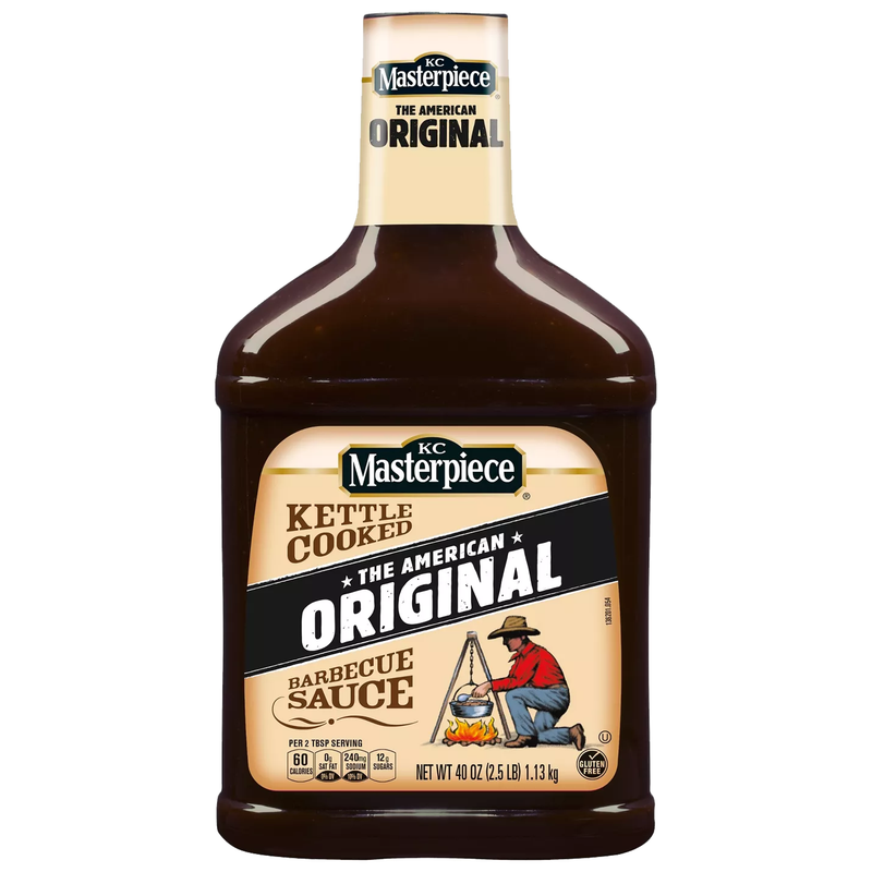 KC Masterpiece Original Barbecue Sauce 1.13kg