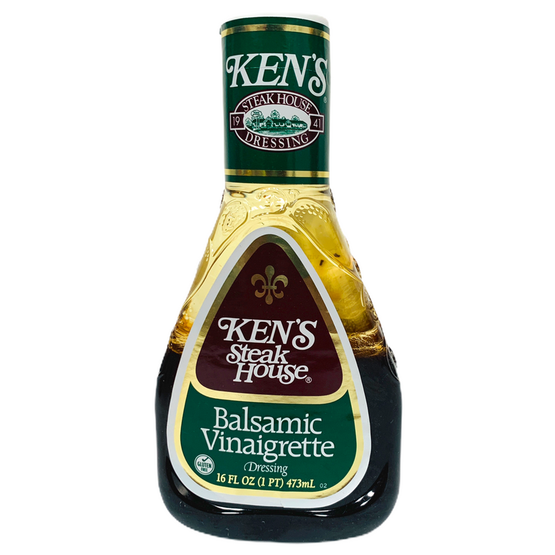 Ken's Steak House Balsamic Vinaigrette Dressing 473ml