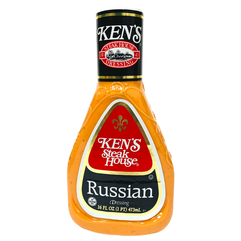 Ken's Steak House Russian Dressing 473ml
