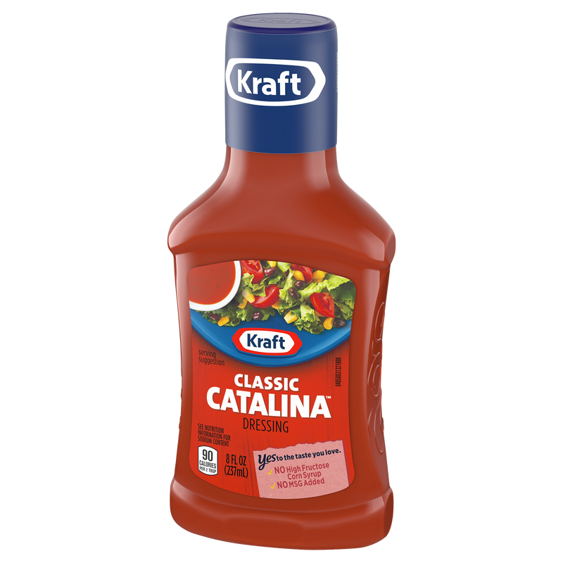 Kraft Classic Catalina Dressing 237ml
