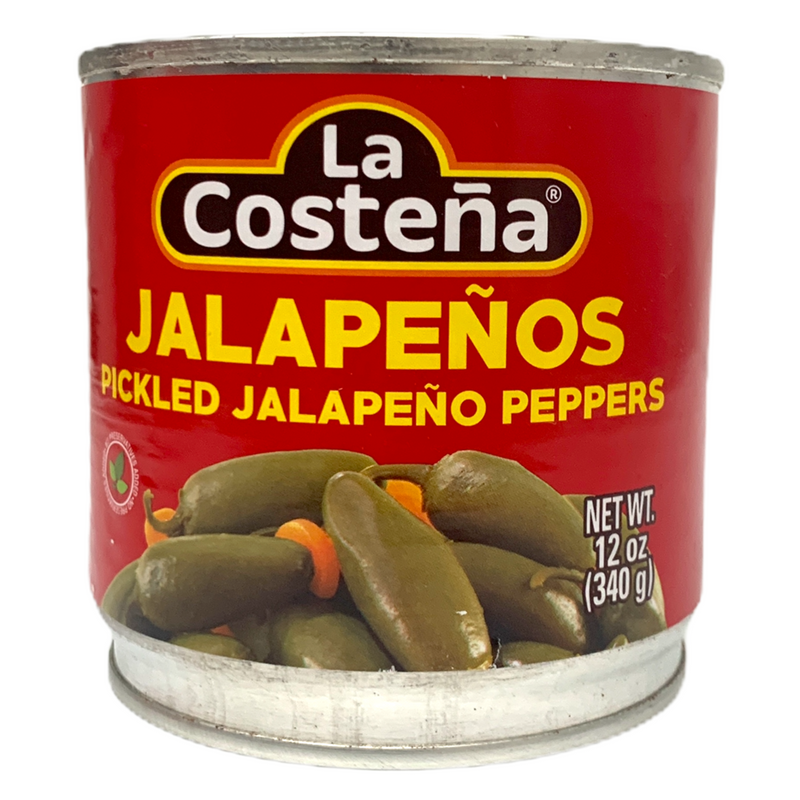 La Costena Jalapenos Pickled Peppers 340g