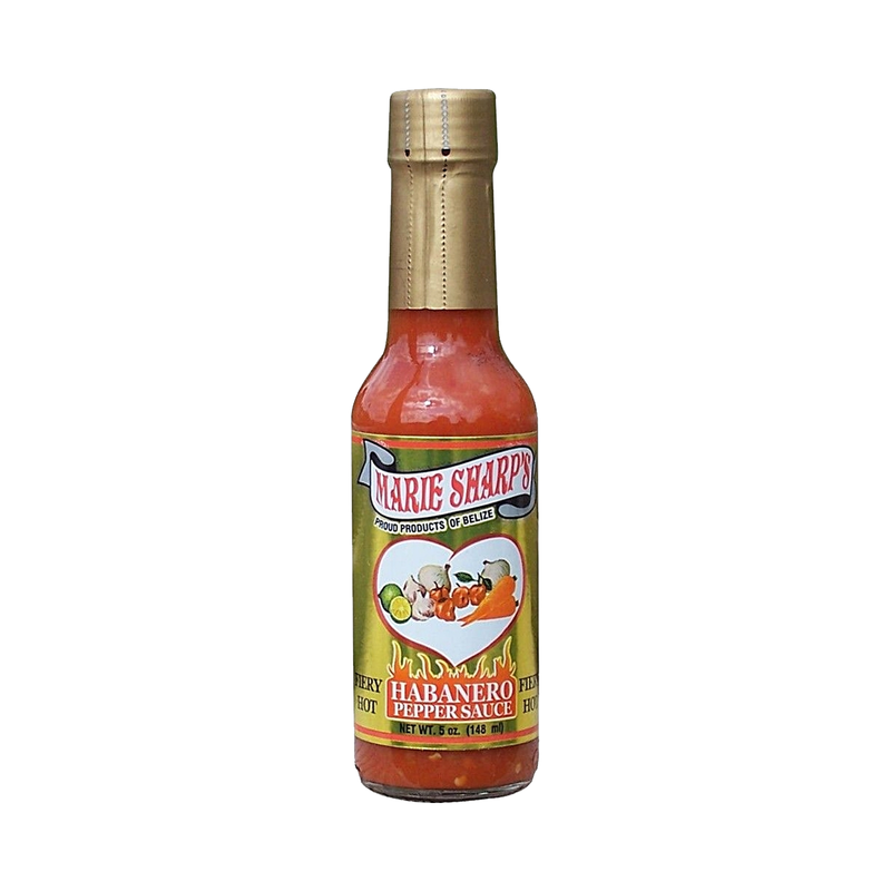 Marie Sharp's Fiery Hot Habanero Pepper Sauce 148ml