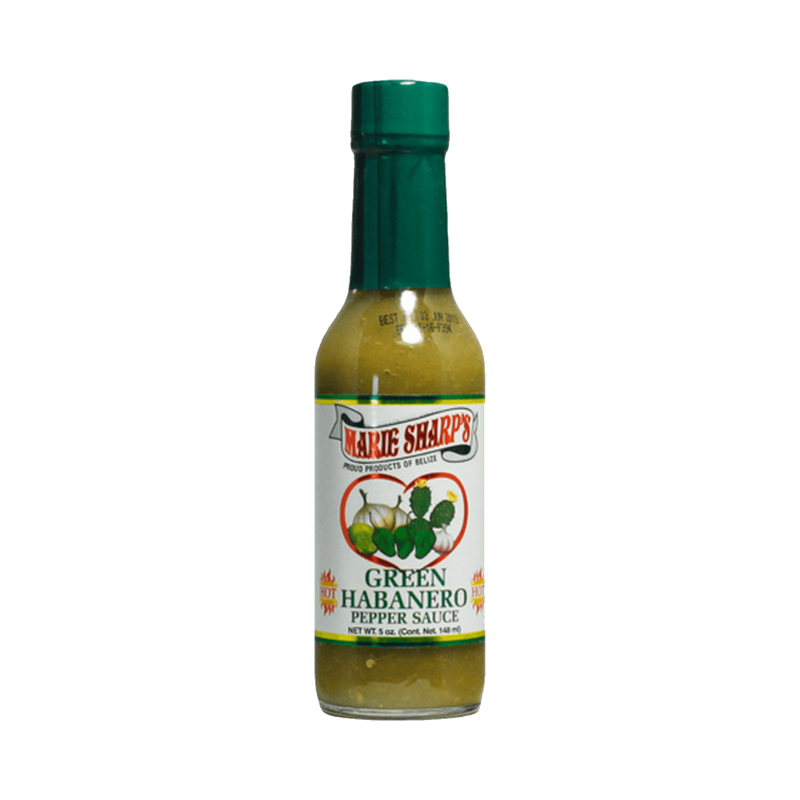 Marie Sharp's Green Habanero Pepper Sauce 148ml