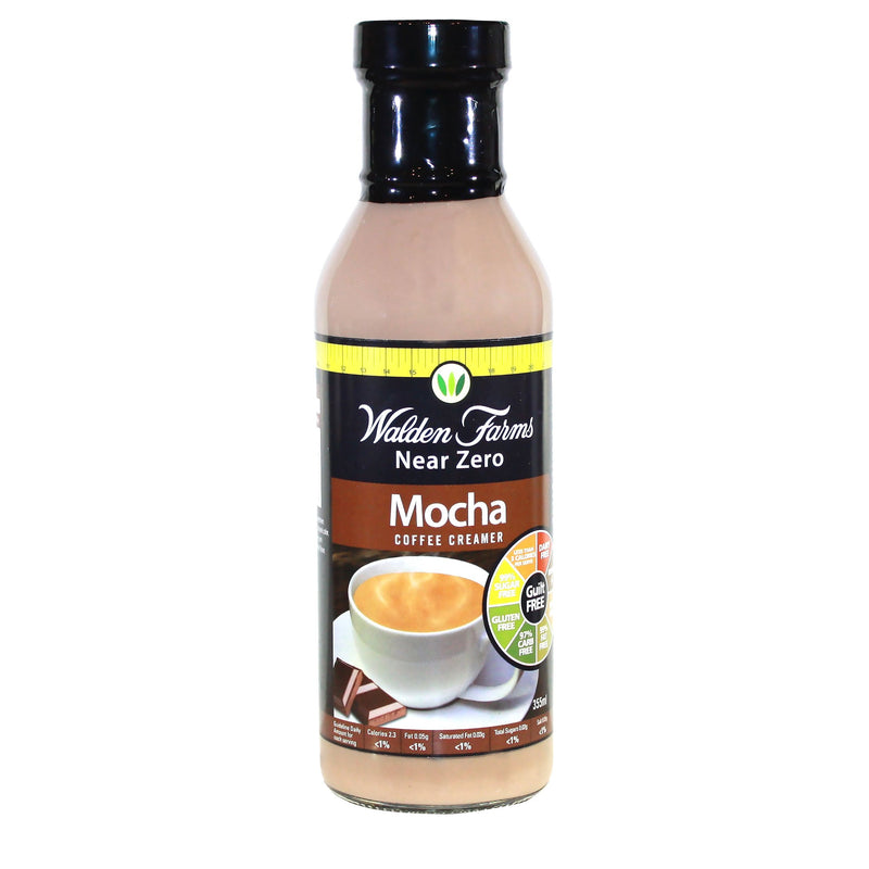 Walden Farms Low Calorie Mocha Coffee Creamer 355ml