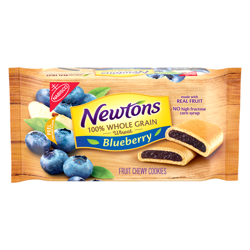 Nabisco Newtons Soft & Chewy Blueberry Fruit Chewy Cookies 283g