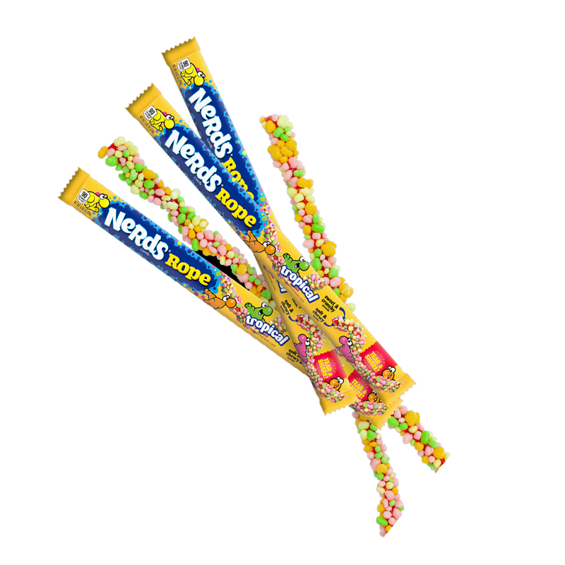Nerds Tropical Candy Ropes 26g