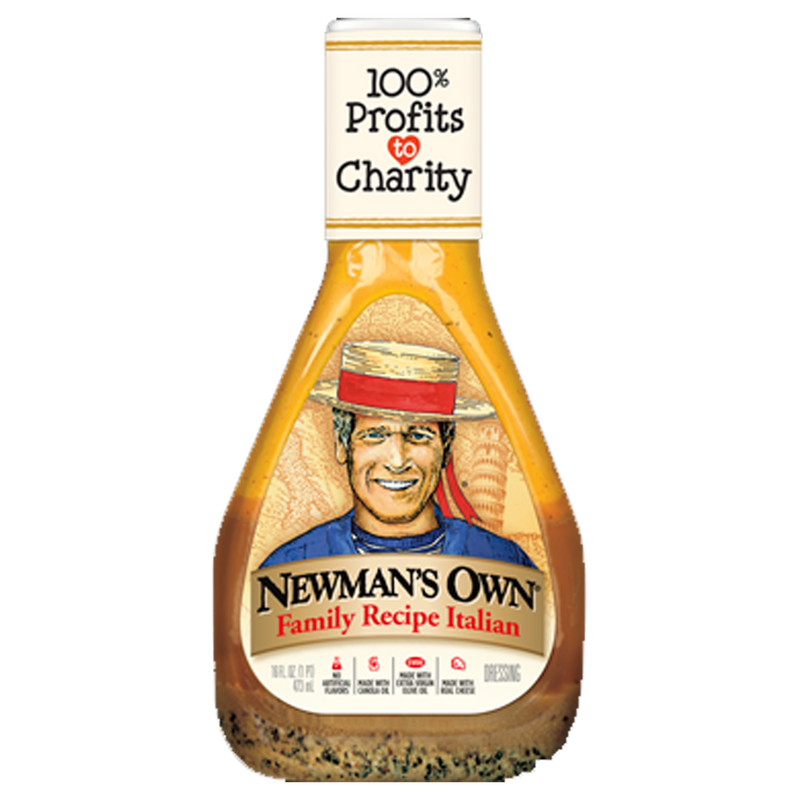 Newman's Own Family Recipe Italian Dressing 473ml (BBD 06/05/21)CLEARANCE