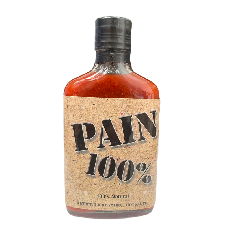 Pain 100% Natural Hot Sauce 210g