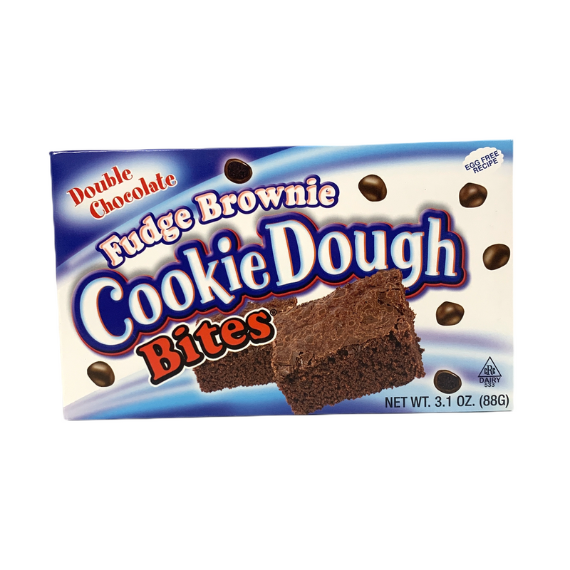 Cookie Dough Bites Fudge Brownie 88g