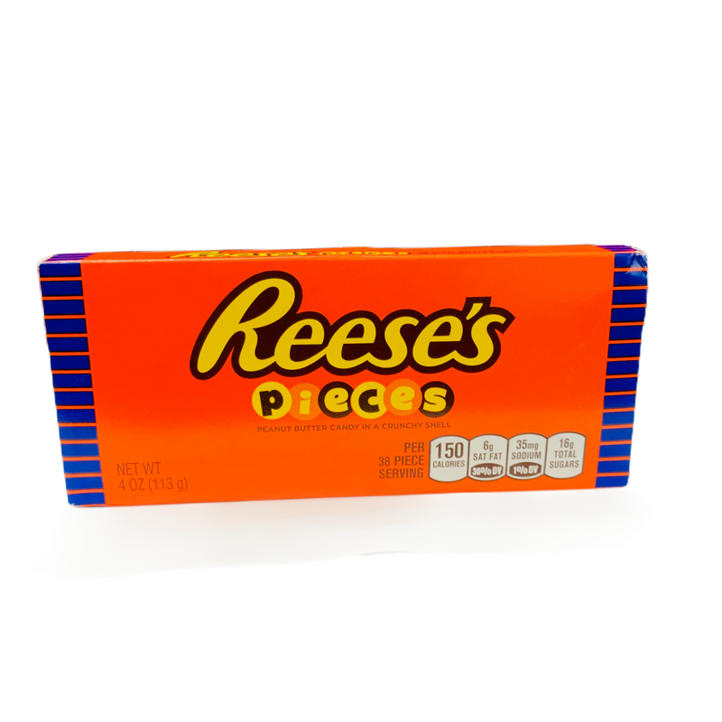 Reese's Pieces Peanut Butter Theatre Box 113g