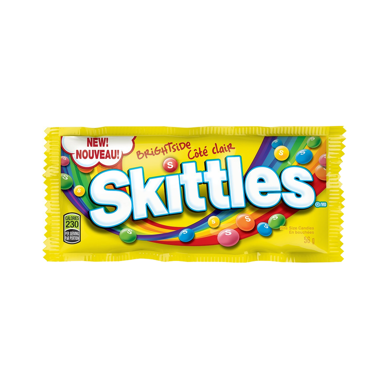 Skittles Brightside Candy 56g
