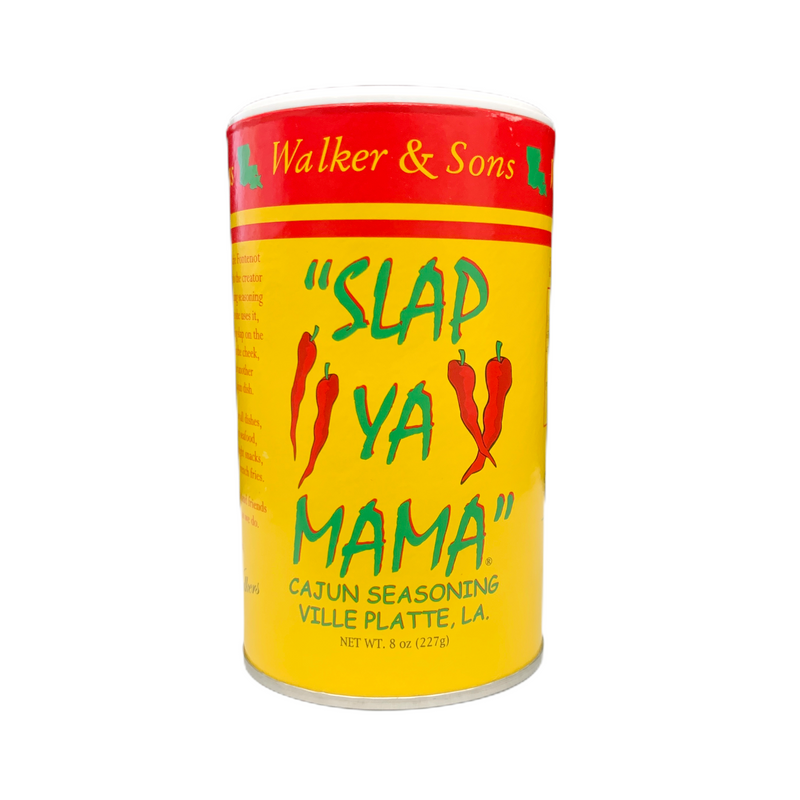 Walker & Sons Slap Ya Mama Cajun Original Seasoning 227g