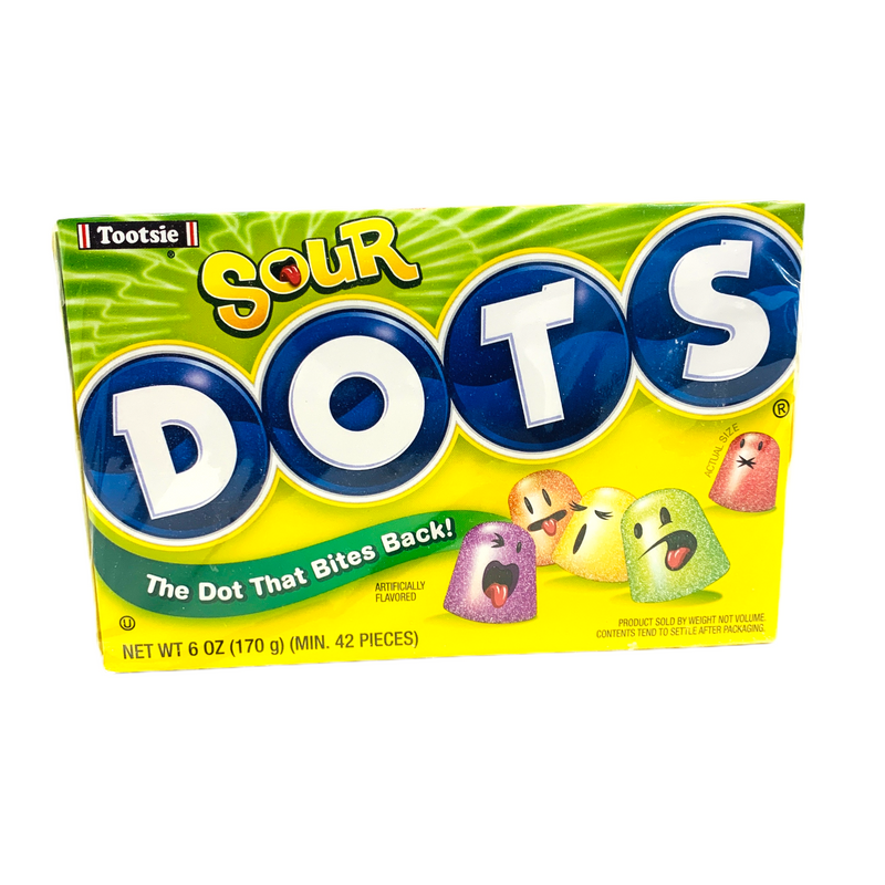 Tootsie Sour Dots Candy 170g