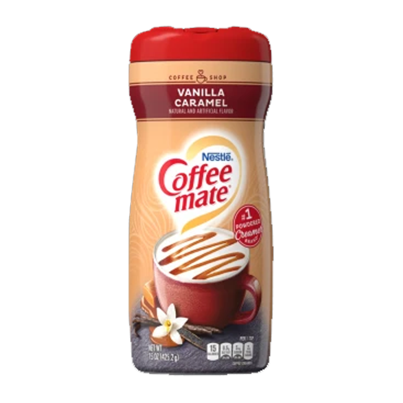 Nestle Coffee Mate Vanilla Caramel Coffee Creamer