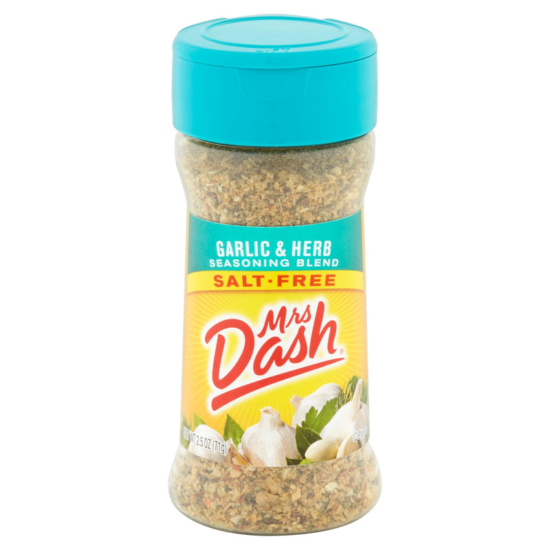 Mrs. Dash Salt-Free Garlic & Herb Seasoning Blend 71g