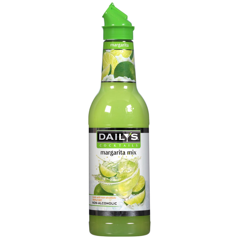 Daily's® Cocktails Non-Alcoholic Margarita Mix 1Ltr
