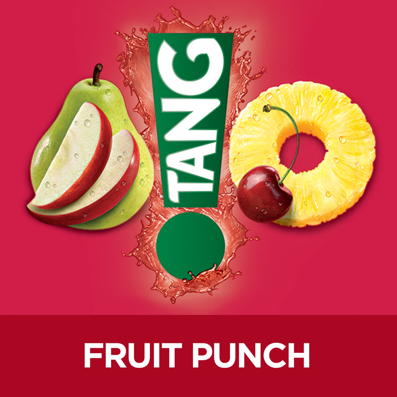 Tang Fruit Punch Drink Mix 566g