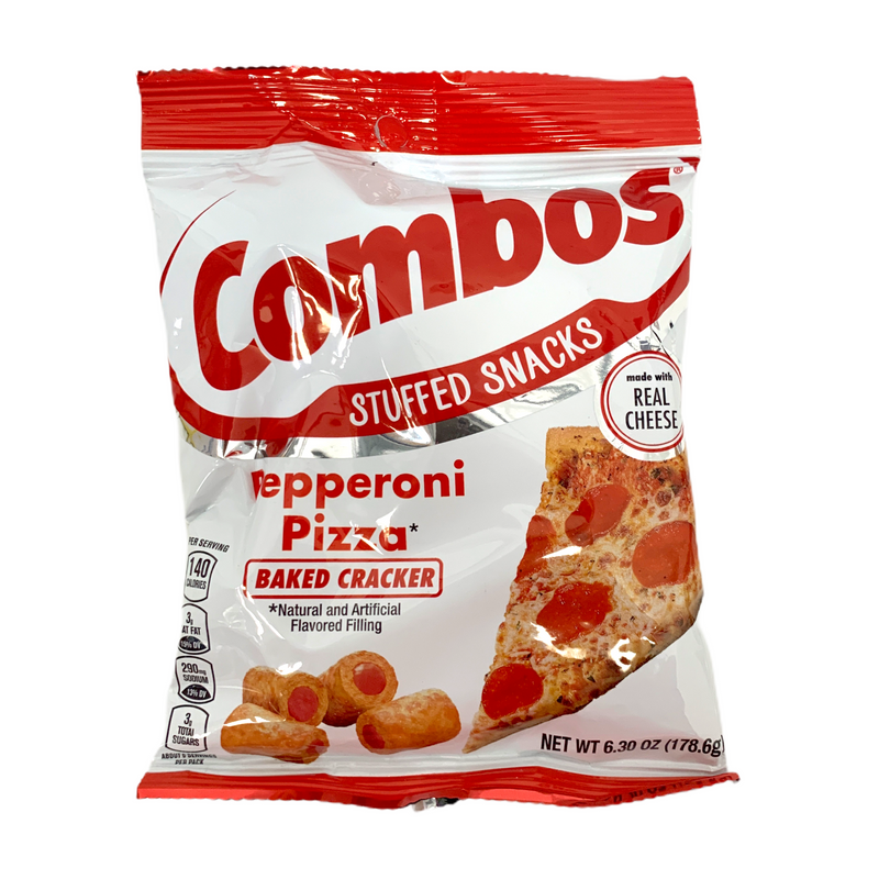 Combos Pepperoni Pizza Cracker 178.6g