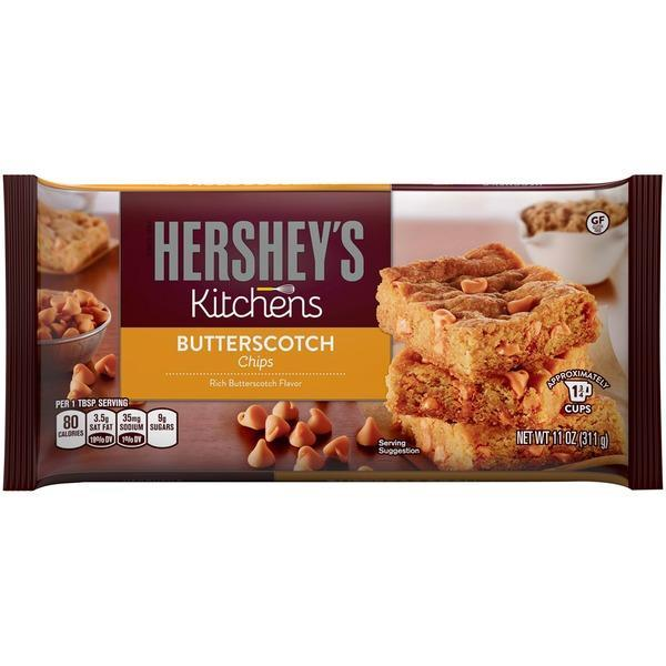 Hershey's Kitchens Butterscotch Baking Chips 311g
