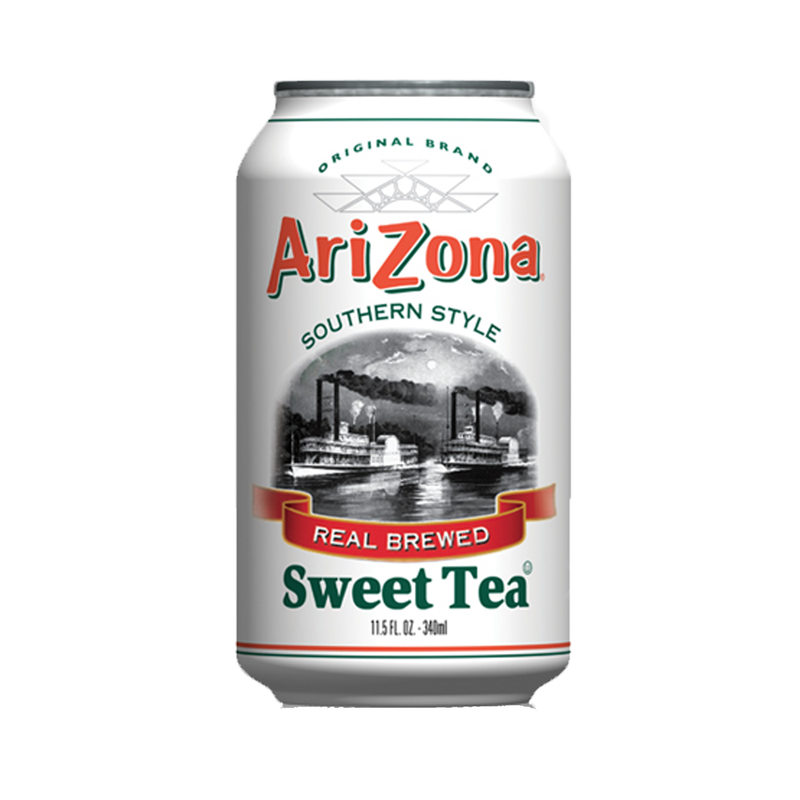 Arizona Southern Style Real Brewed Sweet Tea 340ml