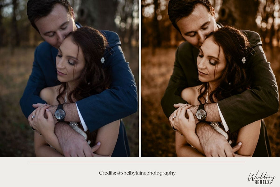 Best vintage presets for wedding photography