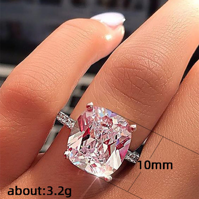 CIALEN British Rose Ring GLAMOUS