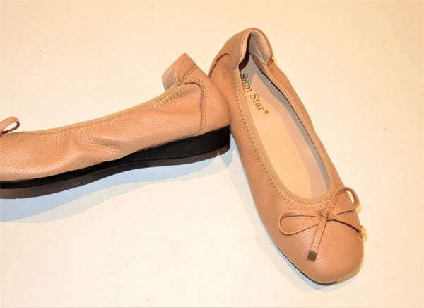 163-3 Leather pumps with rubber sole (Latest and improved version) - Sam Star shoes