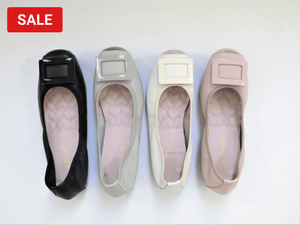 14W02 Buckle pumps with extra cushions 15% off - Sam Star shoes
