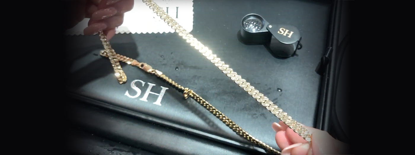How to Clean a Gold Necklace