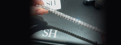 How to Clean a Diamond Bracelet