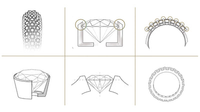 Understanding Diamond Ring Settings: 6 Popular Styles