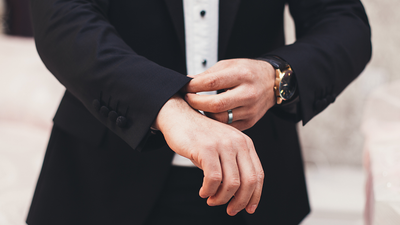 Top 5 Tips When Choosing a Men's Wedding Band