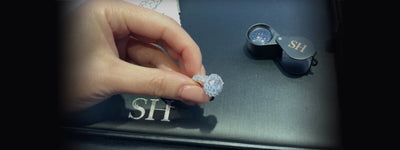 How to Clean a Diamond Engagement Ring