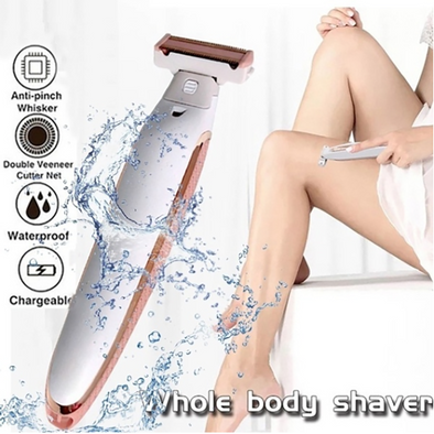 Electric Women Painless Body Hair Remover