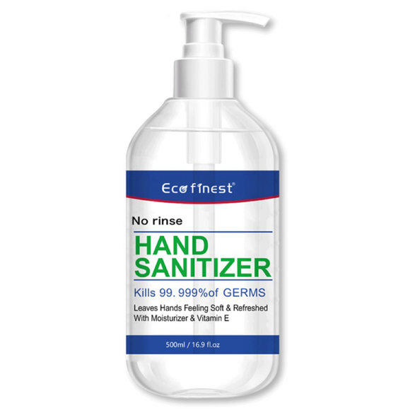 Hand Sanitizer - 16.9 oz bottle