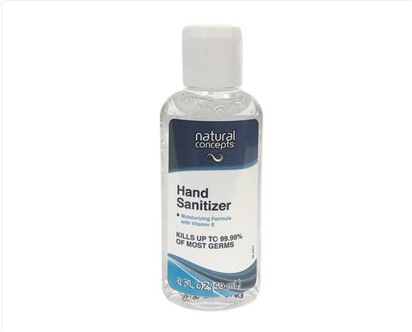Hand Sanitizer - 2 oz bottle