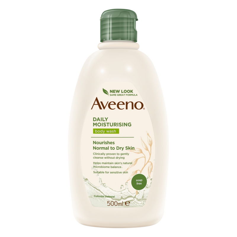 Aveeno Moisturising Body Wash 500ML