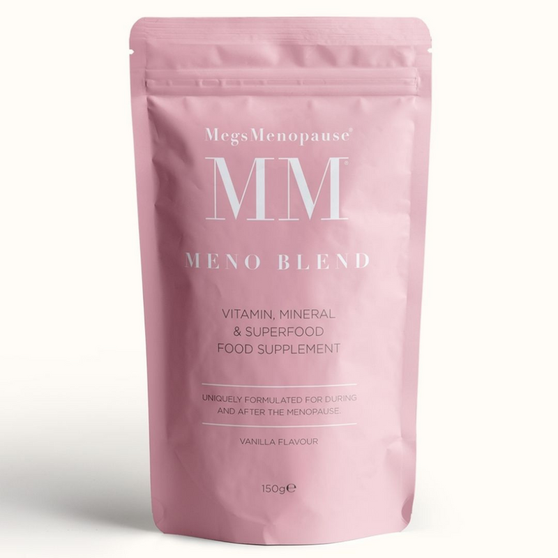 Megs Menopause Meno Blend Vitamin & Mineral Supplement