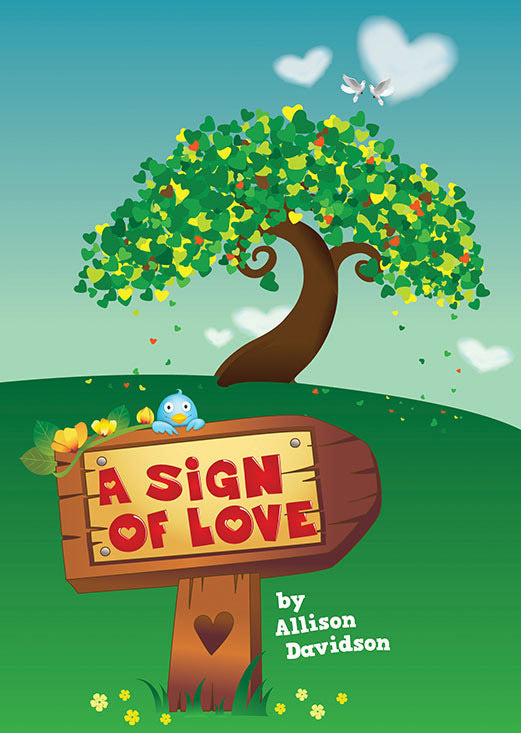 A Sign of Love book